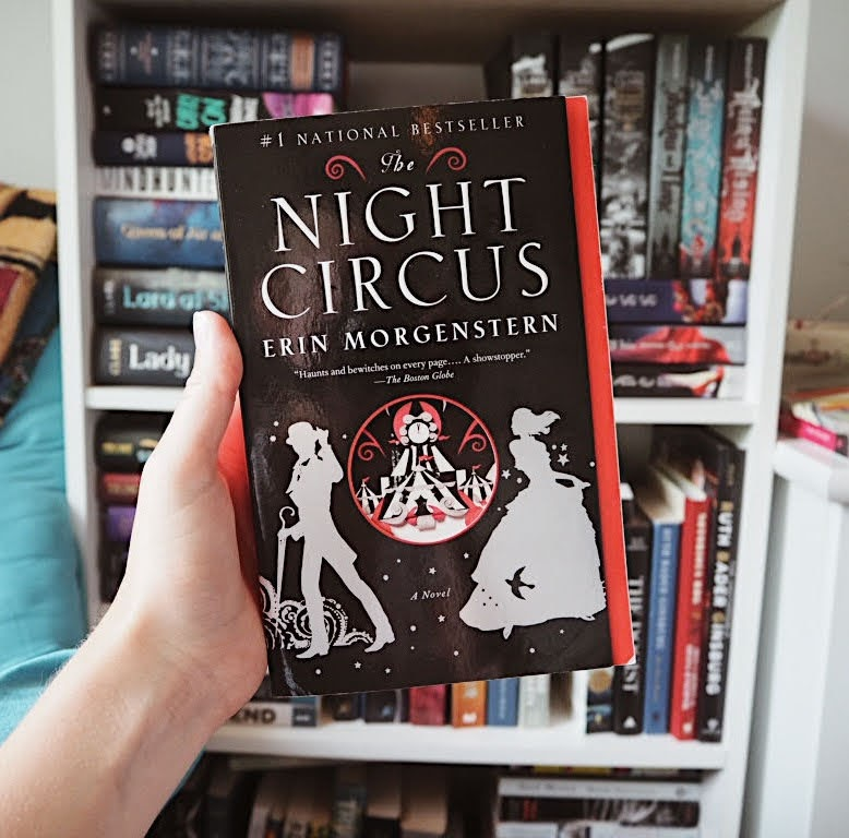 Front cover of The Night Circus